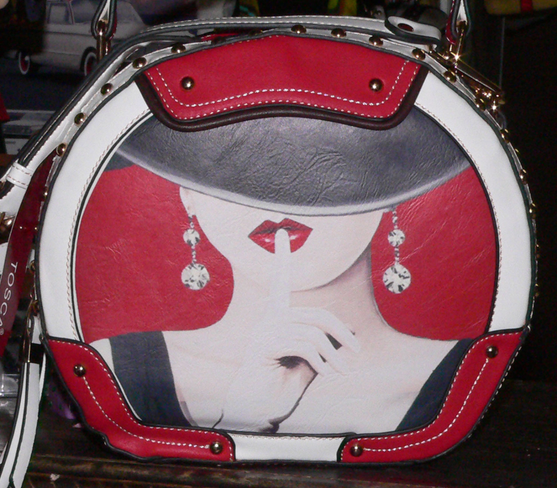 Red Tosca Handbag