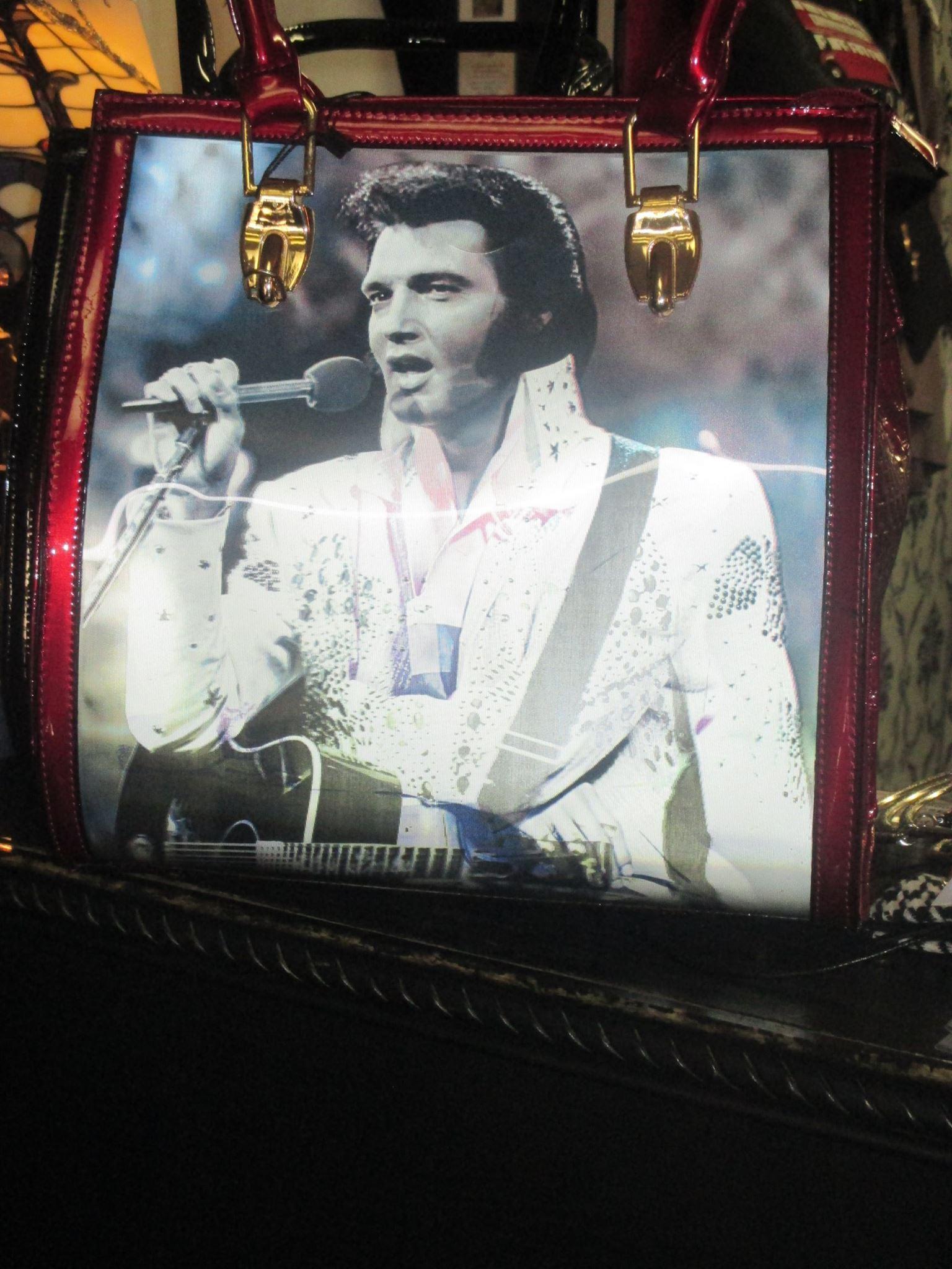 Elvis Handbag