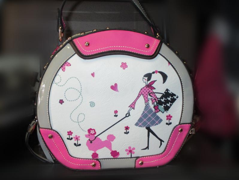 Pink TOSCA Handbag
