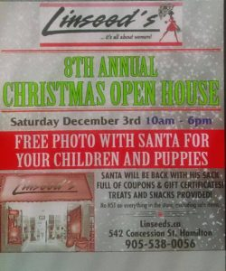Linseed's 8th Annual Open House